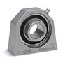 Grip Tight Adapter Mount Bearings Pillow Block, Tapped Base