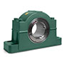 4 Bolt Pillow Block ISAF or ISN Bearings
