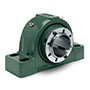 IP Bearings 4 Bolt Pillow Block