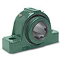S-2000 Hd Bearings Pillow Block, 2 Bolt