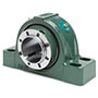 IP-HD Bearings 4 Bolt Pillow Block