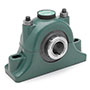 2 or 4 Bolt Pillow Block Special Duty Bearings